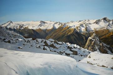 Carè Alto e Presanellea [Montagne Dipinte], 2012