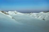 Vedretta del Mandron, 2016. 54x81cm