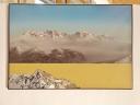Brenta e senape, 2017. 50x73cm